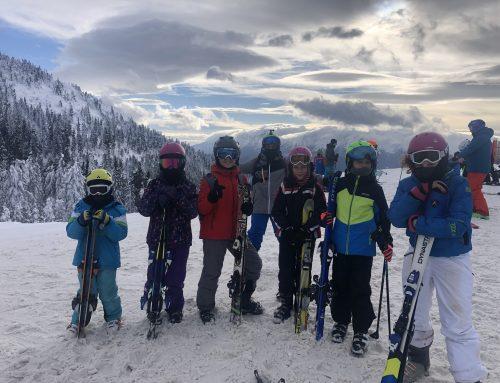 La revedere,sezonul de schi 2021