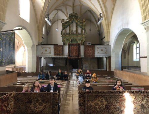 Biserica evanghelică fortificată din Hărman